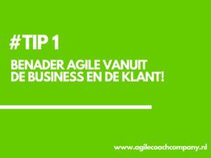 Tip agile